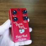 Dyna Red Distortion 4-Knob (BACK IN STOCK!)
