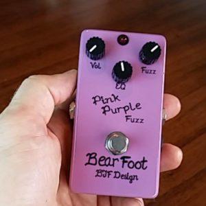 pink purple fuzz