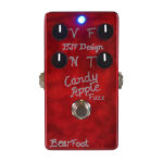 Candy Apple Fuzz SILVER (Silicon)
