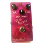 Is it Pink? Is it Purple? We don't know...but it's DEFINITELY fuzz!